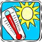 Как экономить здоровье в летнюю жару.