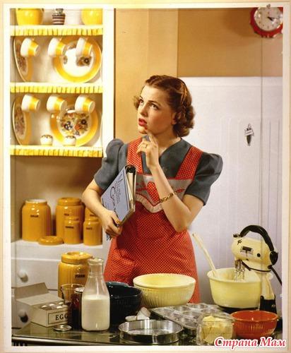 Как экономить на кухне. Шпаргалка для хозяйки.