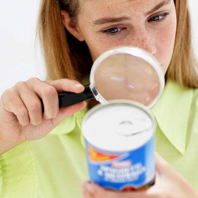 Как экономить на продуктах и хорошо питаться.  Читаем этикетки, часть1.