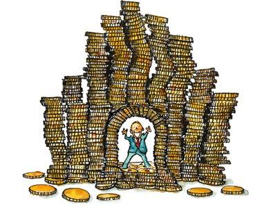 Как достичь финансового благополучия.
