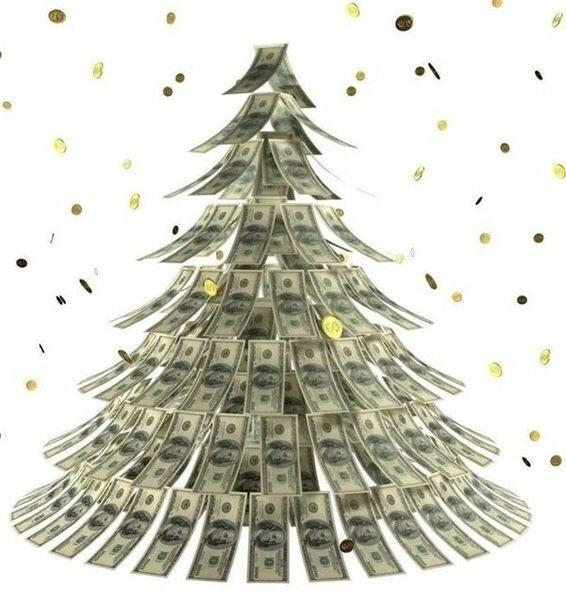 Как сэкономить на Новый год. Новогодние траты.