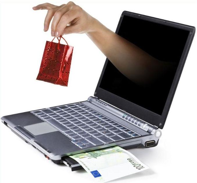 Покупки в Интернет. Преимущества онлайн - шоппинга.